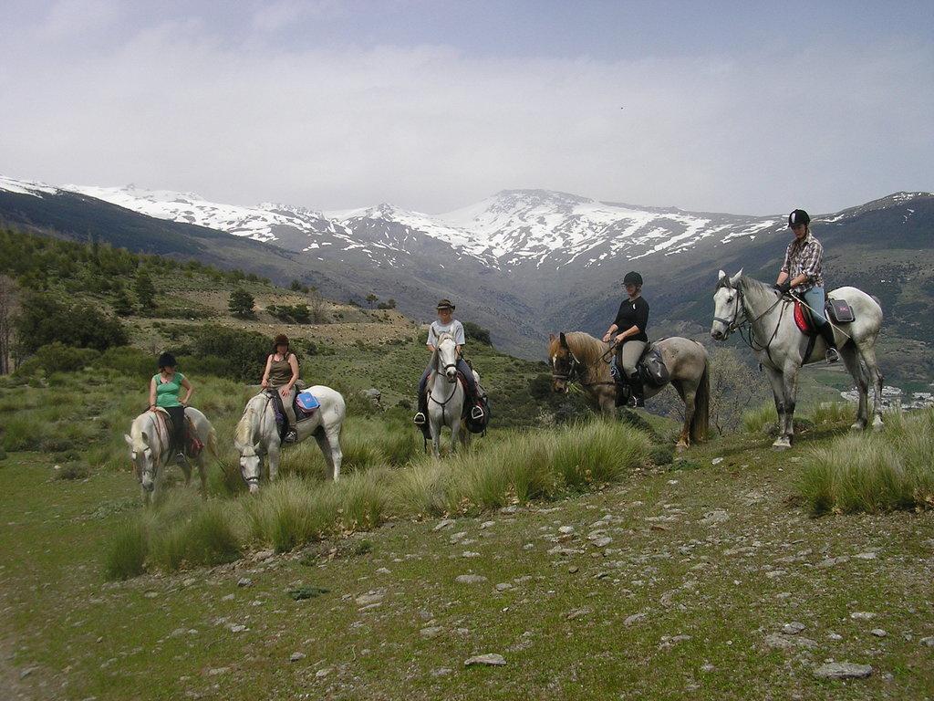 Caballo Blanco Trekking Centre