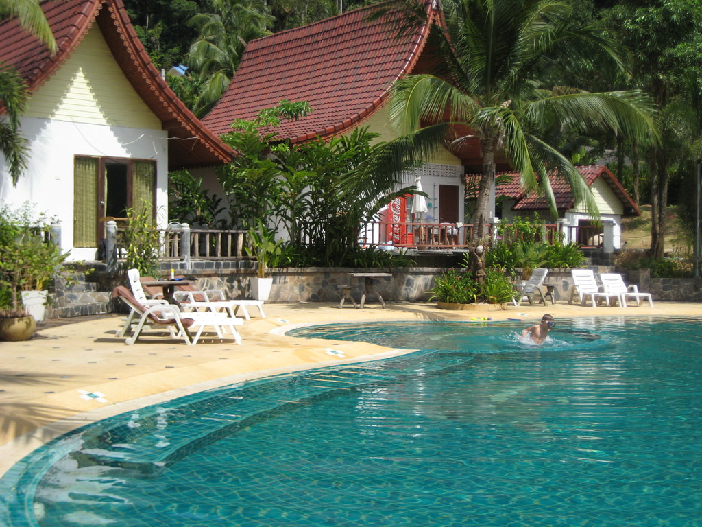 Thai Garden Hill Resort, Koh Chang