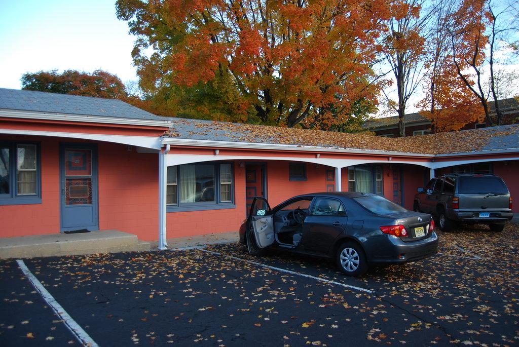 Garden Park Motel