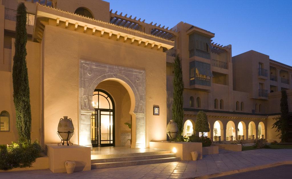 アルハンブラ タラソ ホテル