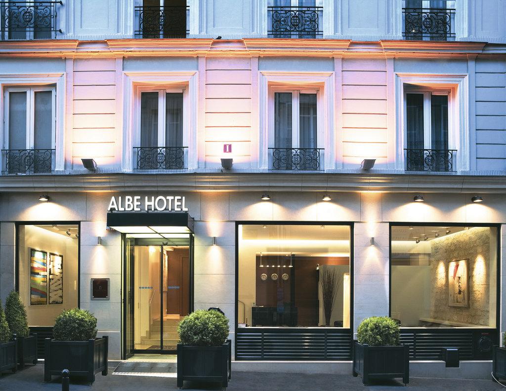 阿爾貝米歇爾大街酒店