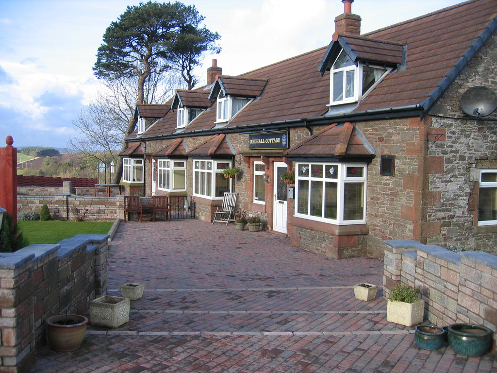 Redhall Cottage Restaurant with Rooms