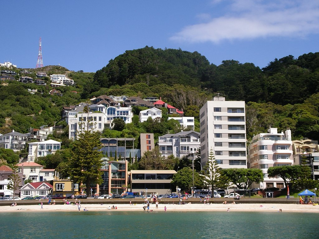 Oriental Bay Bed & Breakfast