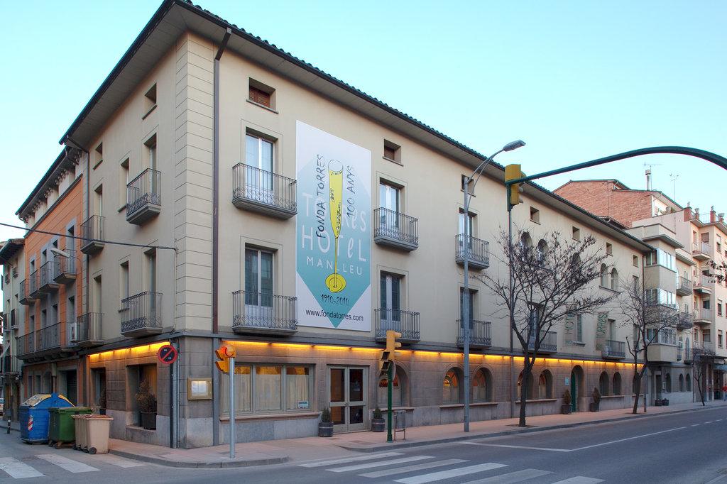 Hotel Torres Manlleu