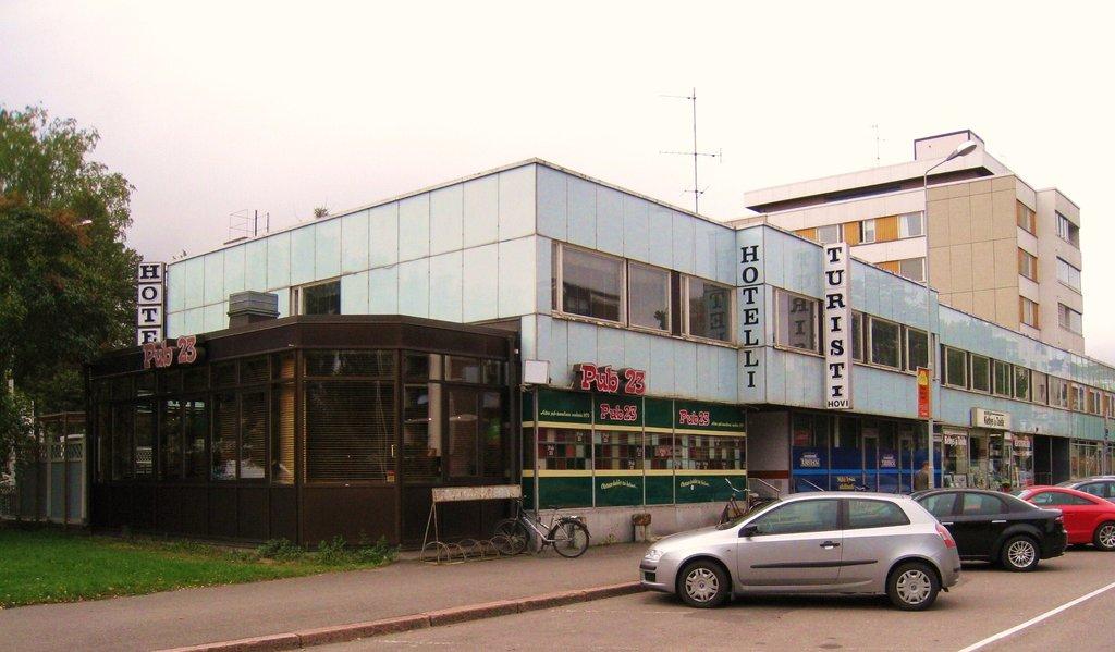 Hotel Turistihovi