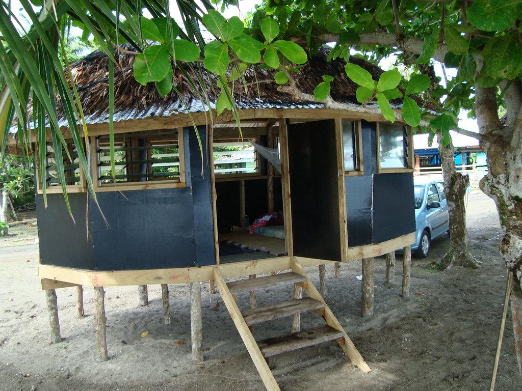 Sina PJ Beach Fales