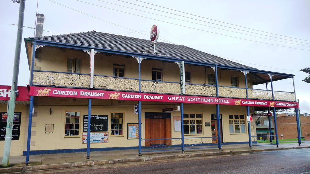 ‪Great Southern Inn & Backpackers‬