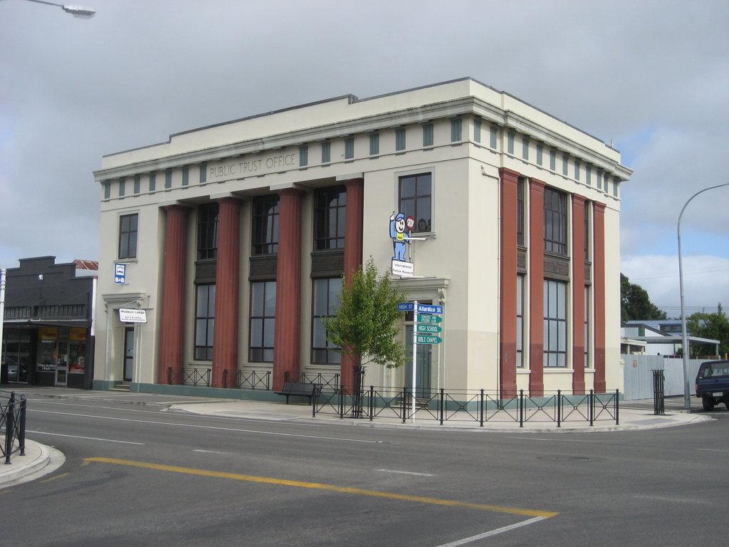 Museum Lodge