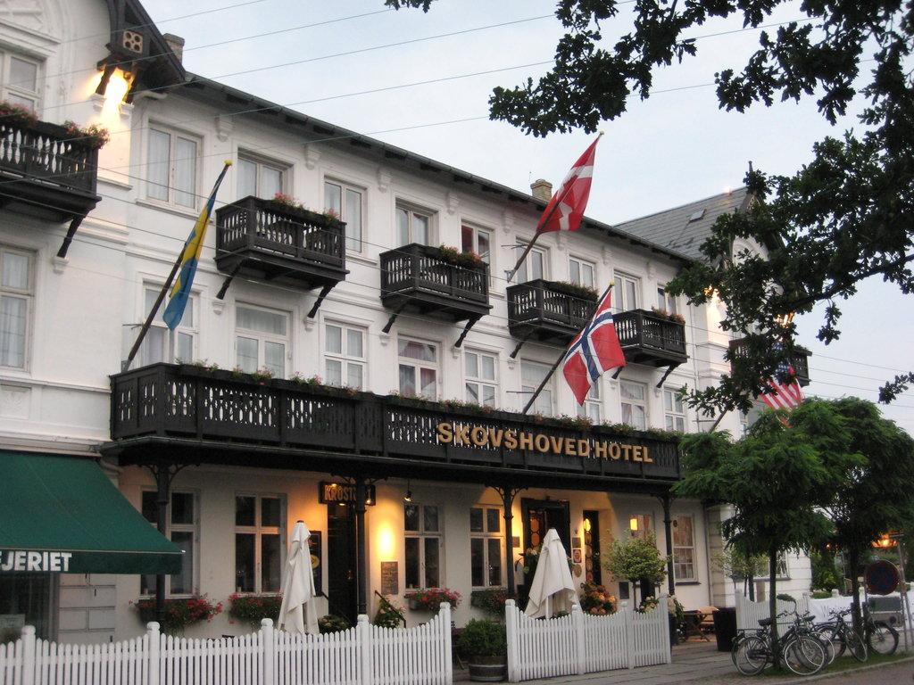 스코브쇼브드 호텔
