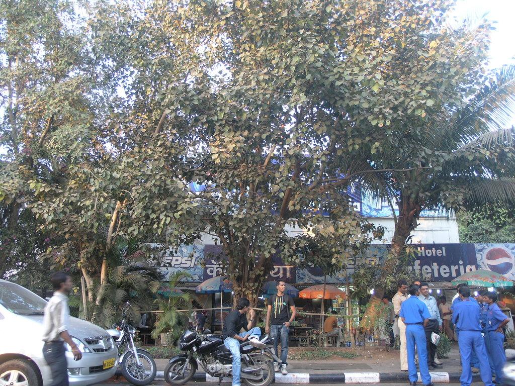 Cafetaria Hotel