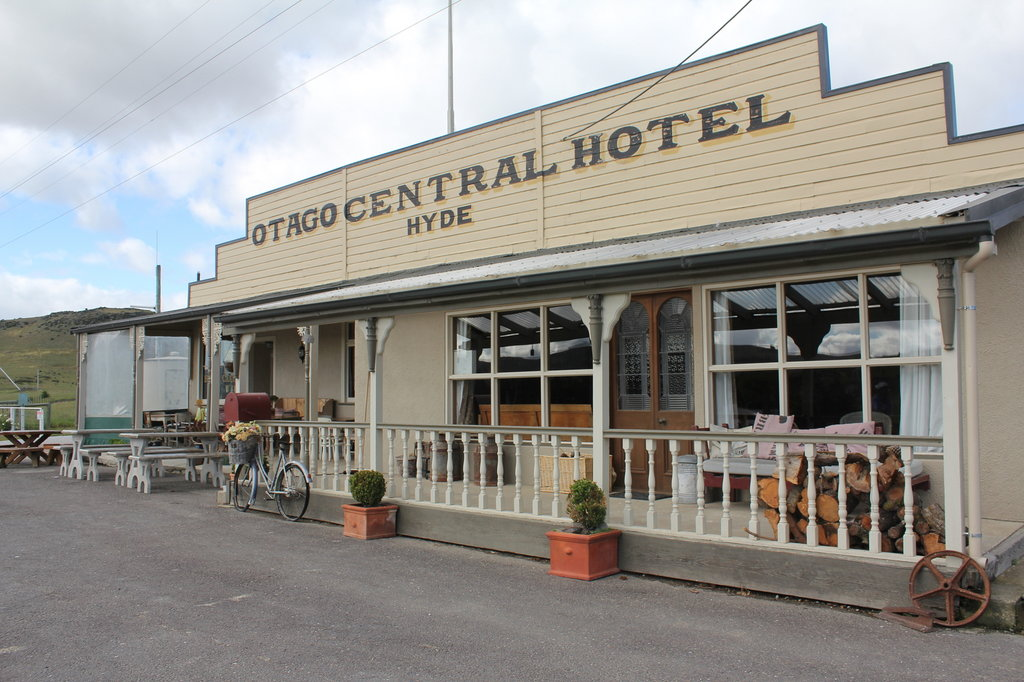 Otago Central Hotel Hyde