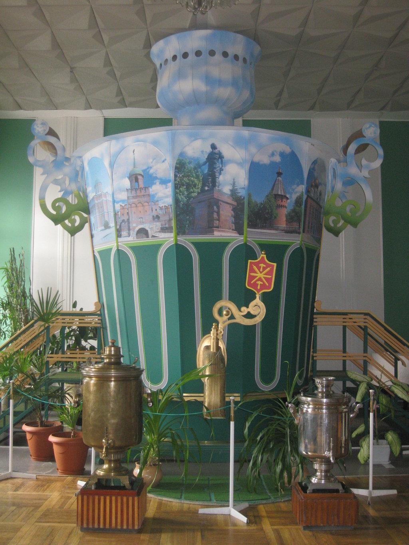 il grande samovar