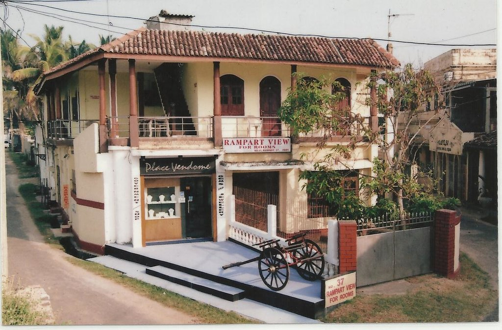堡垒景观旅馆