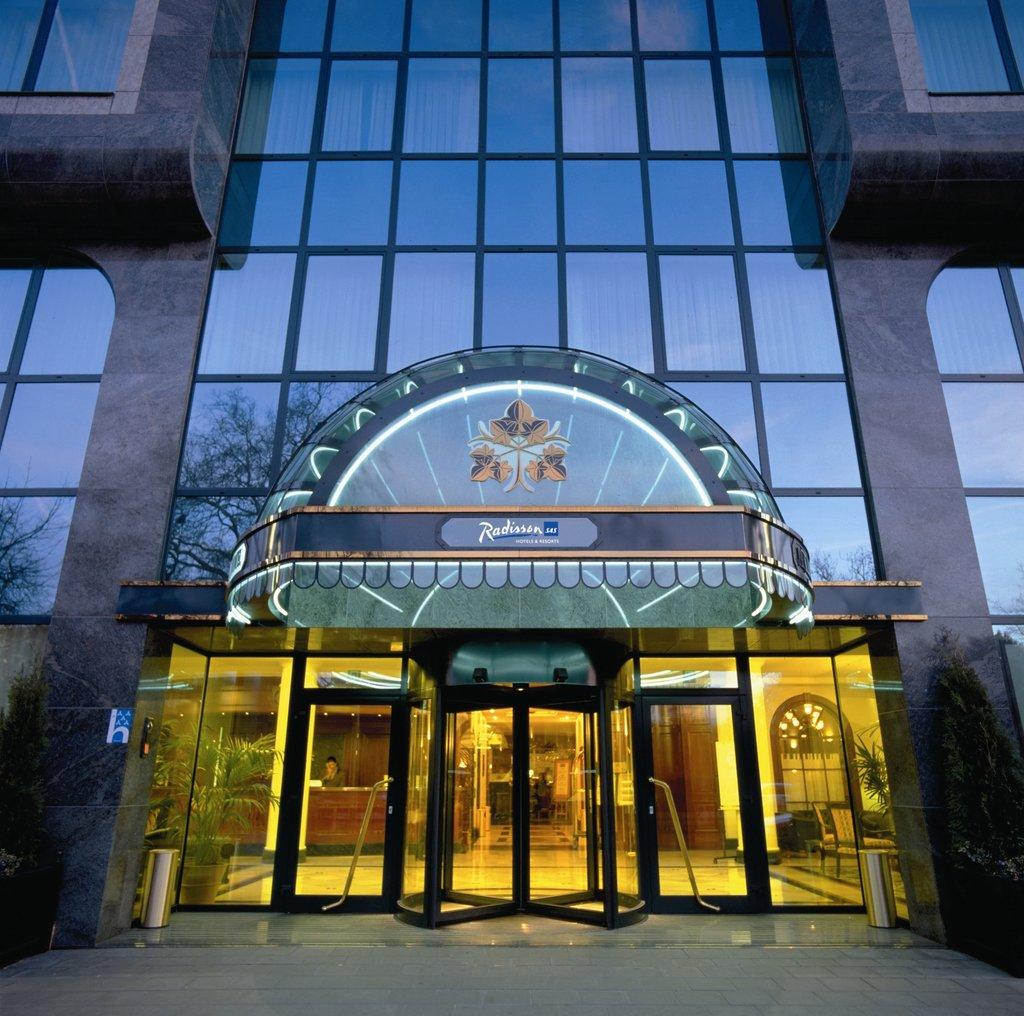 ラディソン SAS パーク レーン ホテル アントワープ