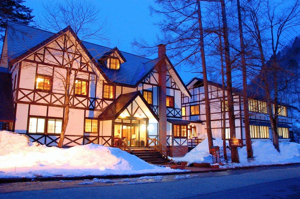 Hotel Mont Blanc Hakuba