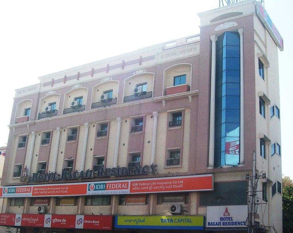 Hotel Balaji Residency