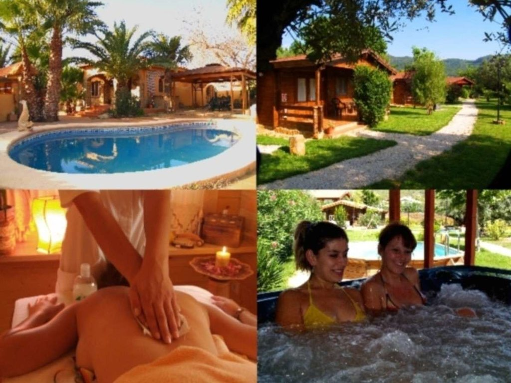 "Beauty Farm Resort ""Entre Viejos Olivos"""