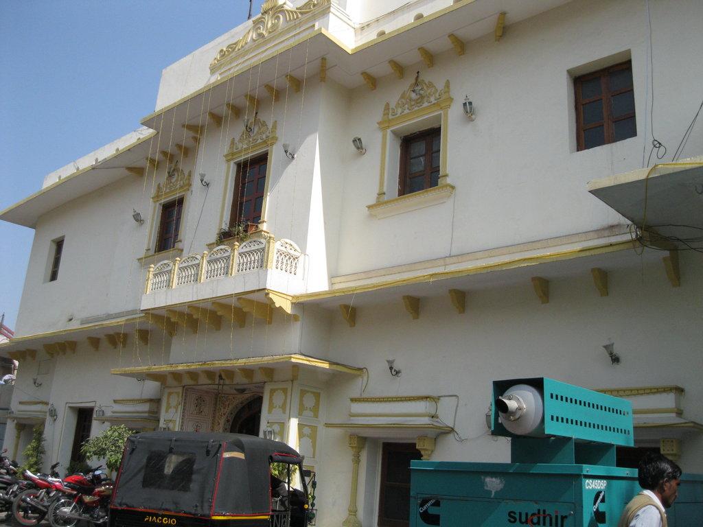 Nirvana Palace Hotel