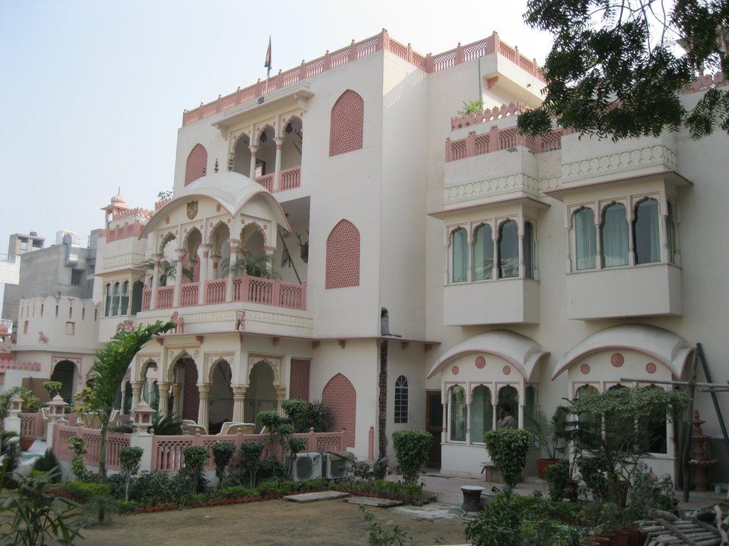 巴拉特泰姬陵宮酒店
