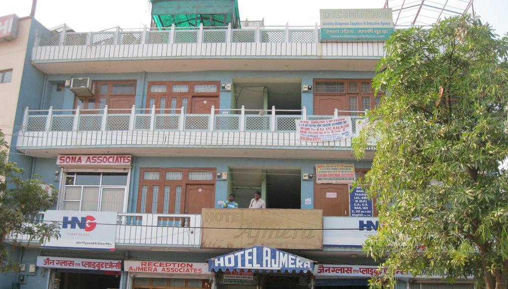Ajmera Hotel