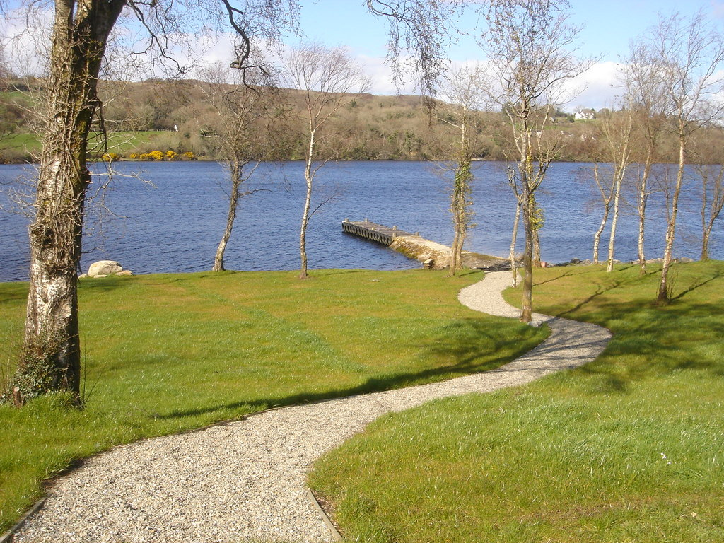 Mayfly Lodge, Lough Erne