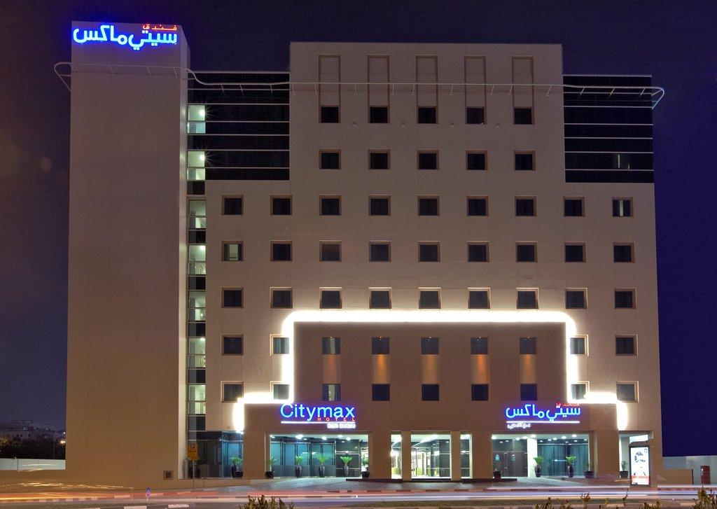 迪拜西提馬克斯酒店