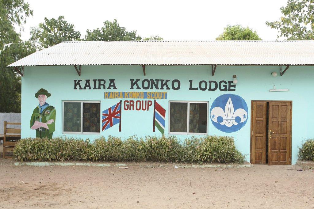 Kaira Konko Scout Lodge