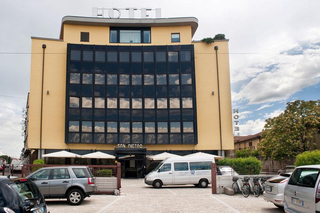 ホテル サン ピエトロ