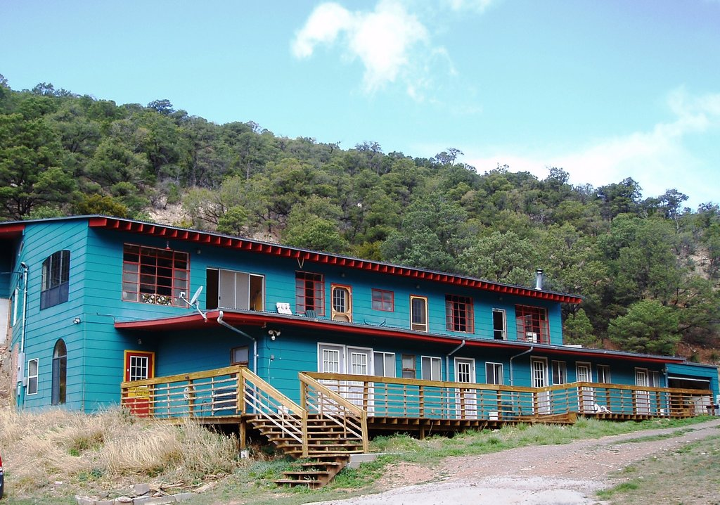 Cloudcroft Mountain Park Hostel