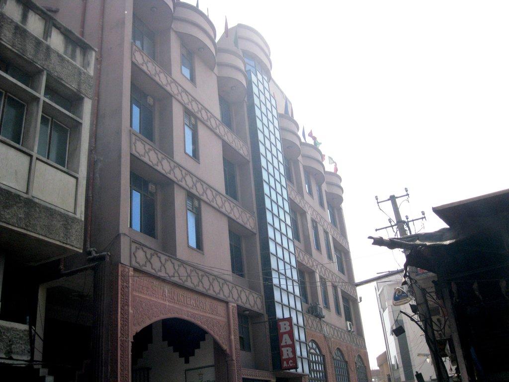 馬哈拉尼市廣場酒店