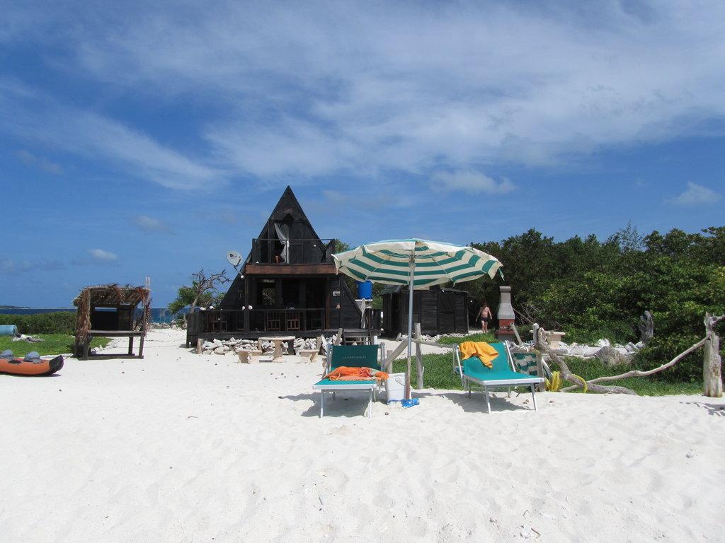 Acquamarina Rasqui Island Chalet