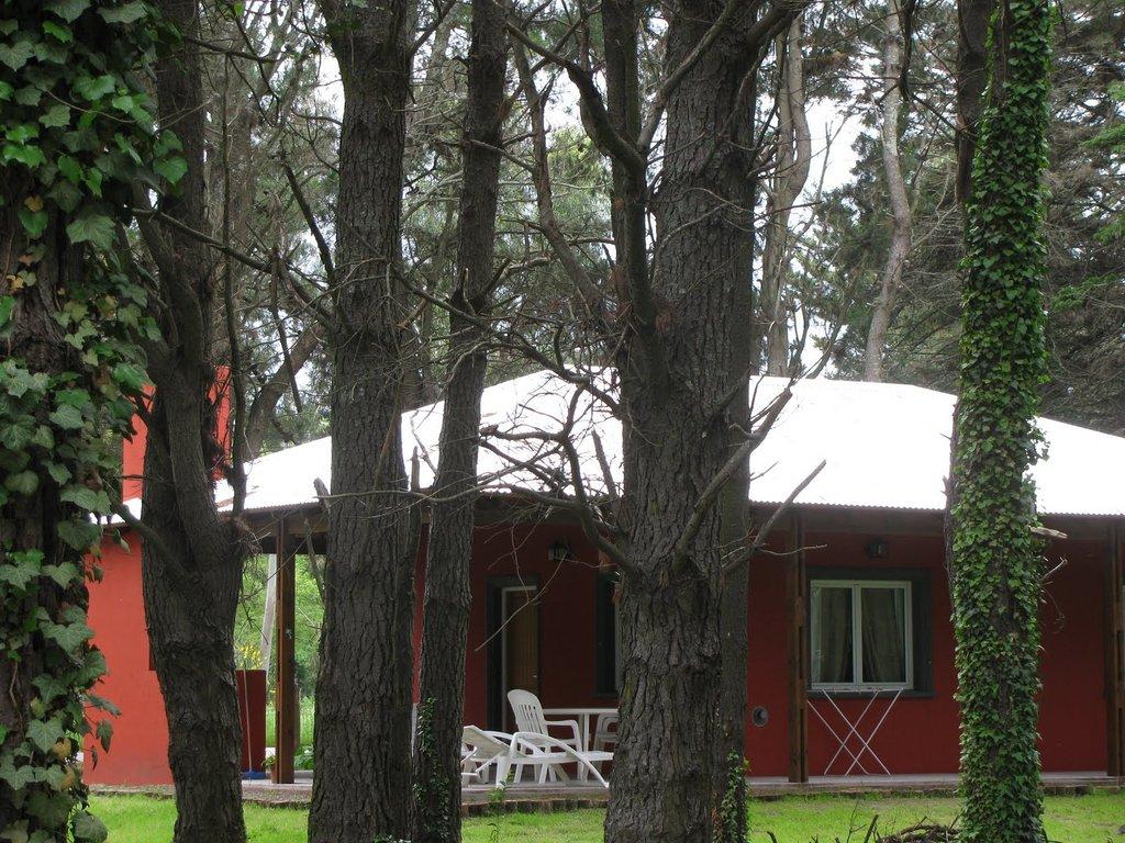 Entre Ombues y Tilos - Casas de Campo