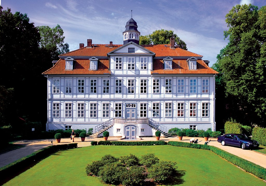 Golfhotel Schloss Luedersburg