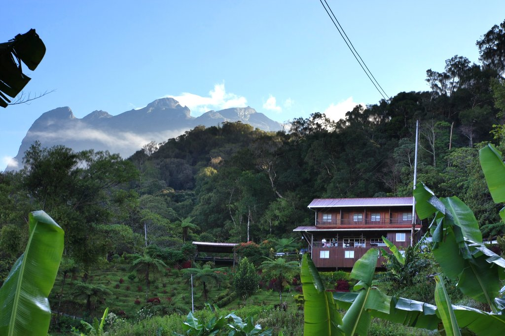 Kinabalu Mountain Lodge