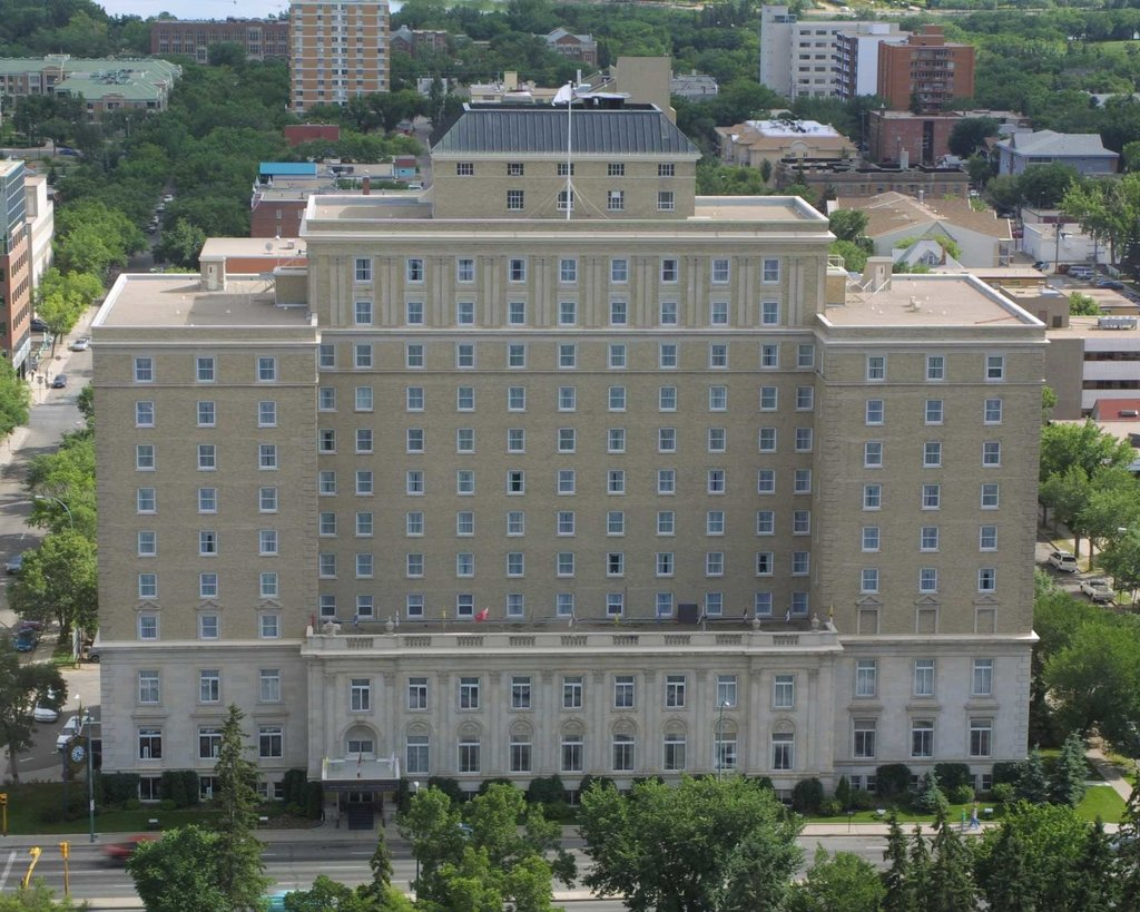 The Hotel Saskatchewan