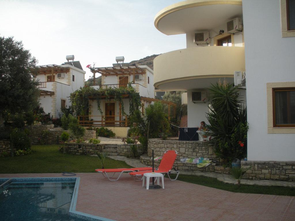 Vrisi Villa, Apartments, Studios
