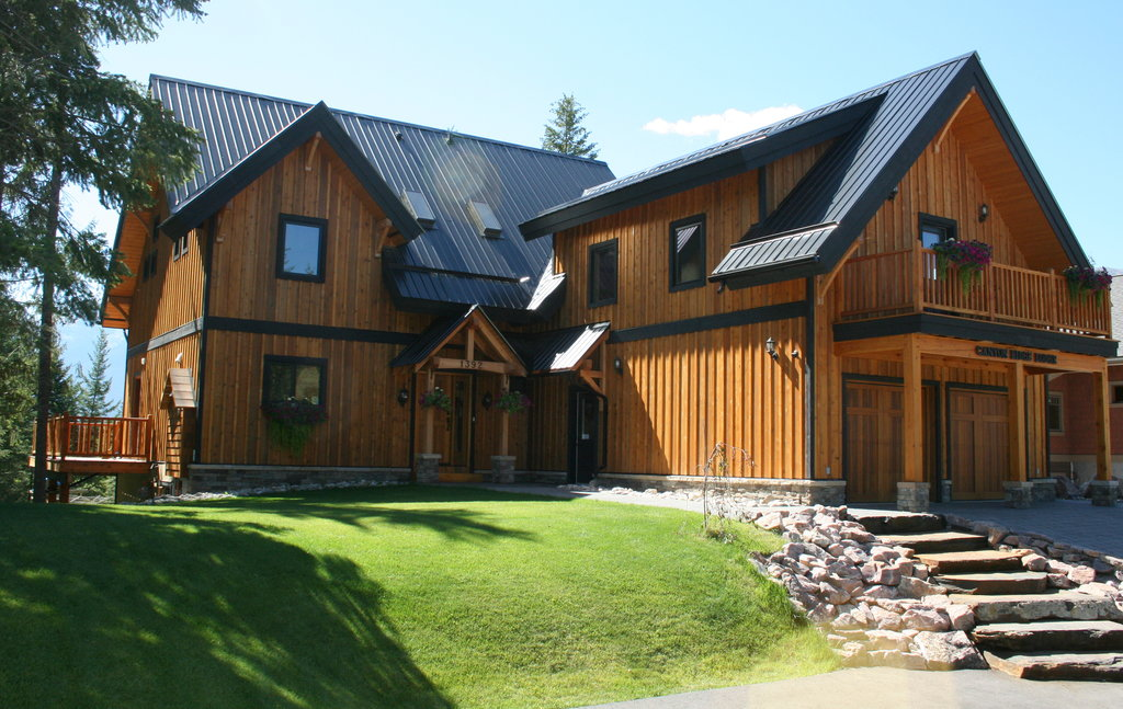 ‪Canyon Ridge Lodge‬