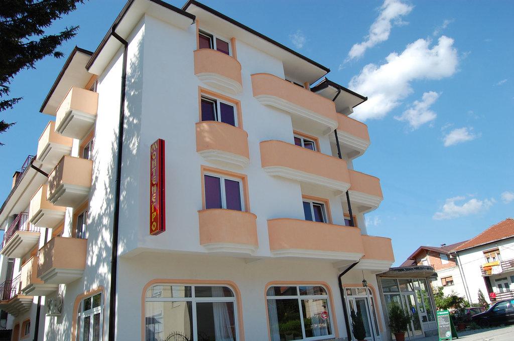 Hotel Montenegro Struga