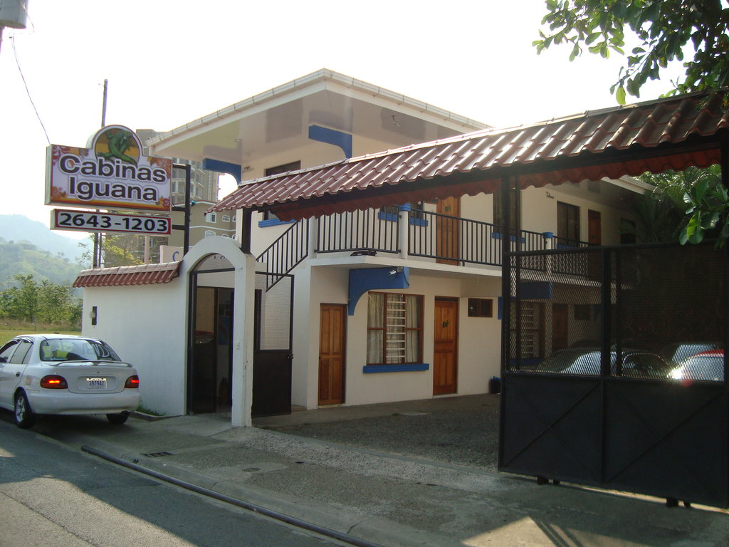 Cabinas Iguana