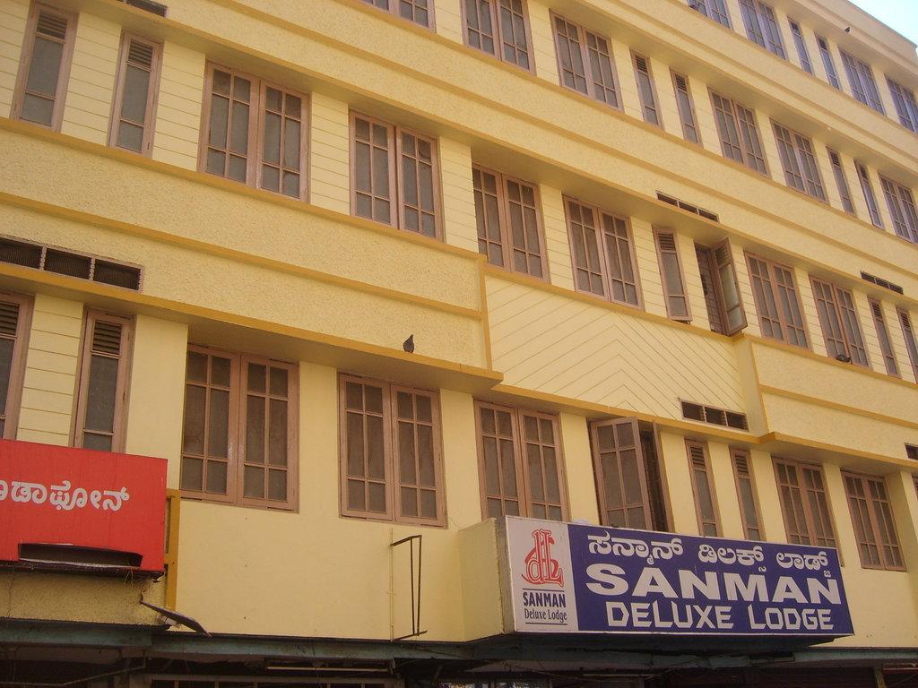 Sanman Deluxe Hotel