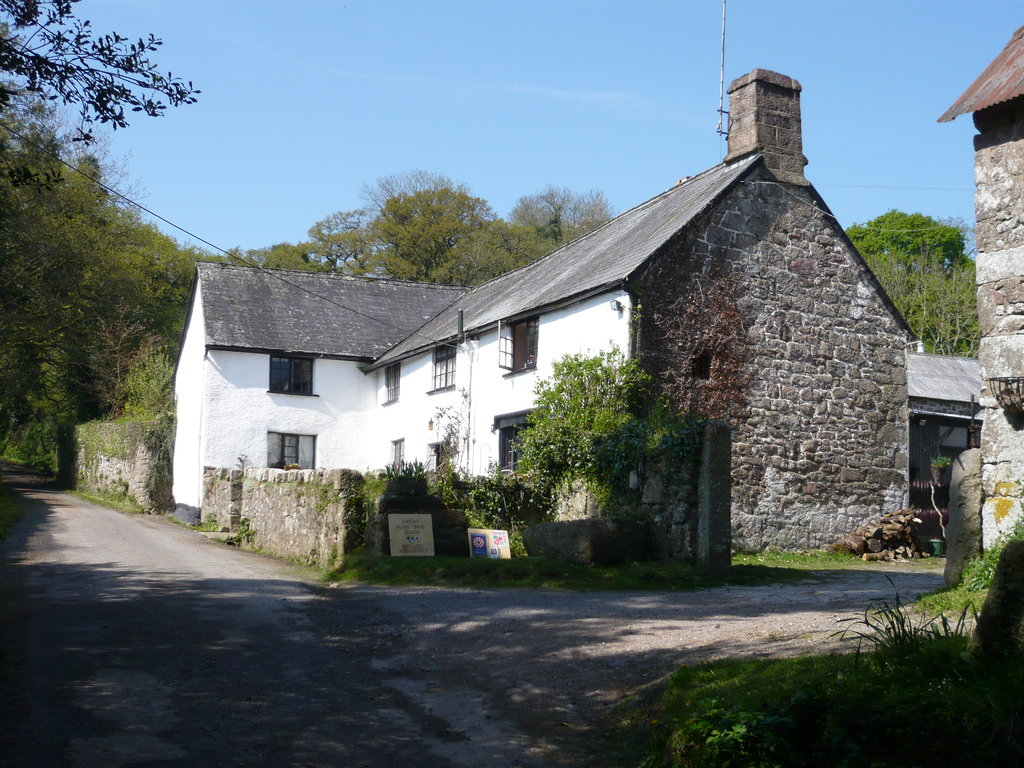 Great Sloncombe Farm