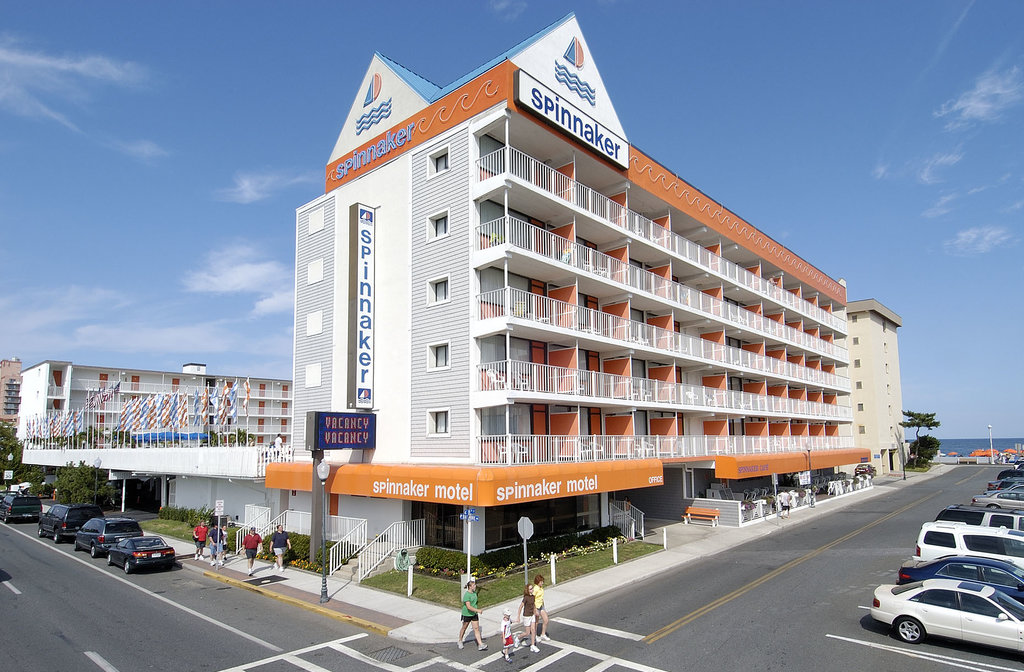 三角帆汽車旅館