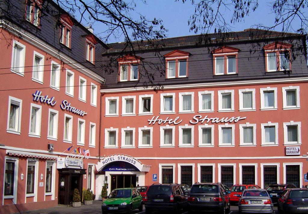 施特勞斯城市伙伴酒店