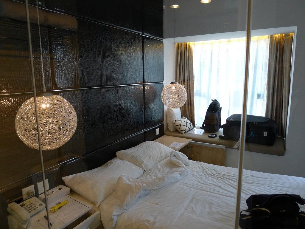 Mホテル香港