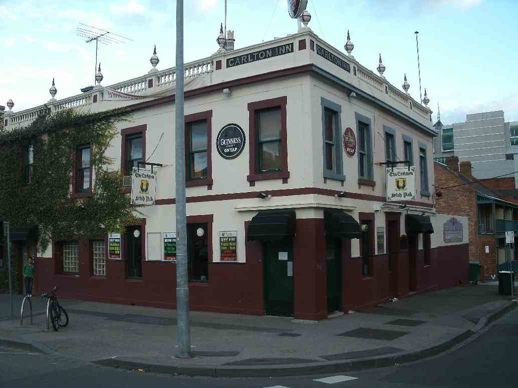 The Corkman Irish Pub Hostel