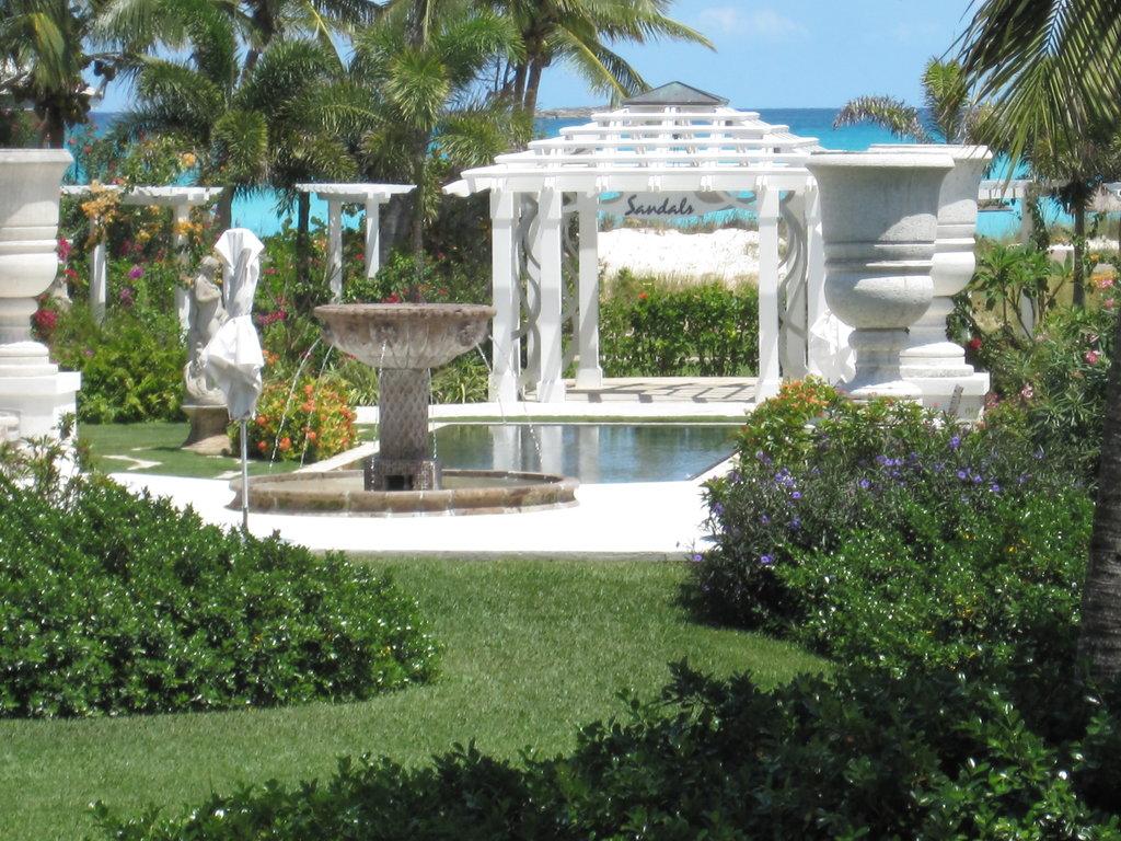 Sampson Cay Club