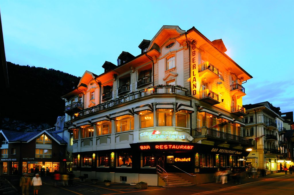 시티 오버랜드 스위스 퀄리티 호텔