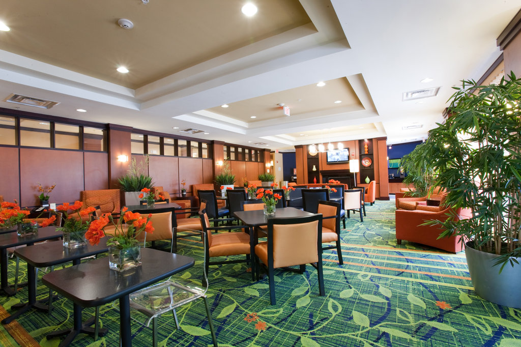 Fairfield Inn & Suites Houston Conroe Near The WoodlandsR