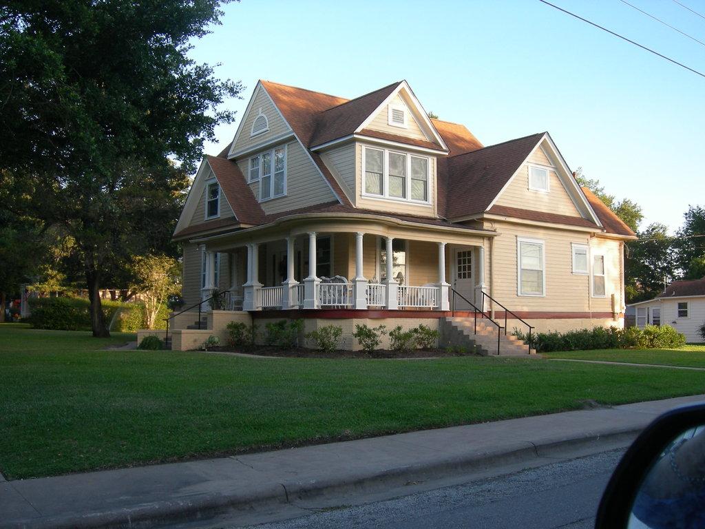 The Clary House