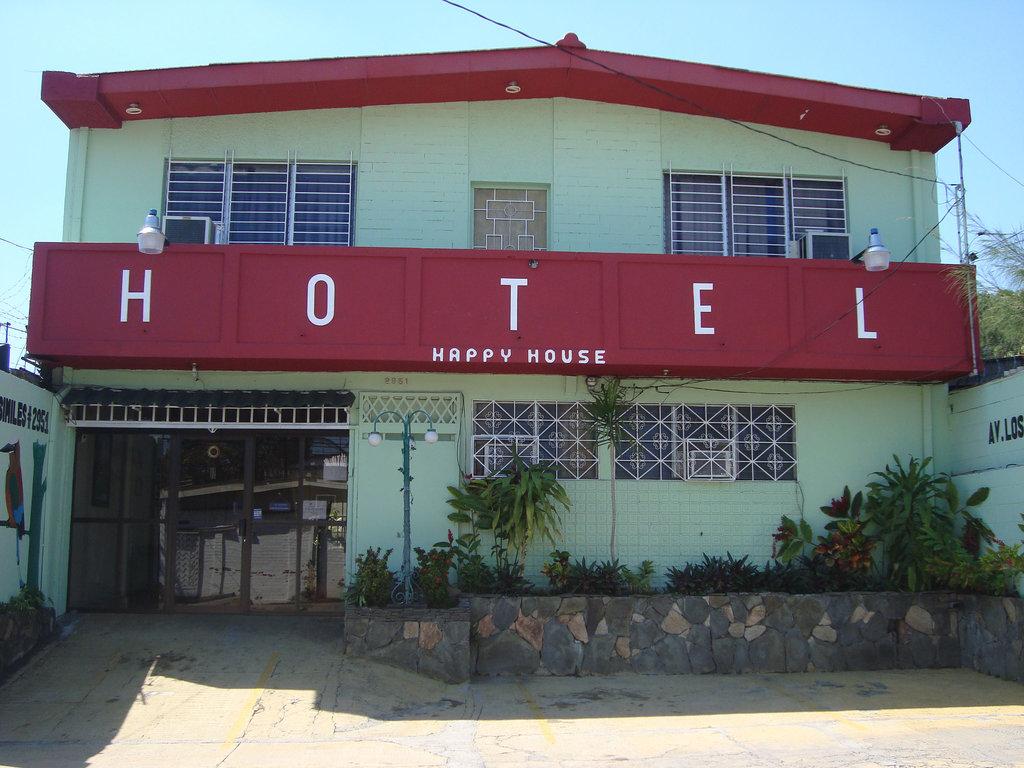 ハッピー ハウス ホテル